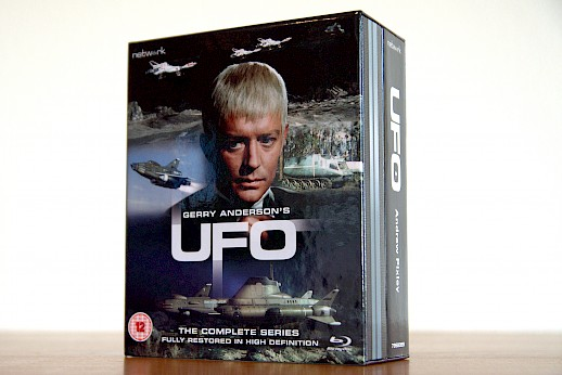 UFO Blu-ray Discs (UK)
